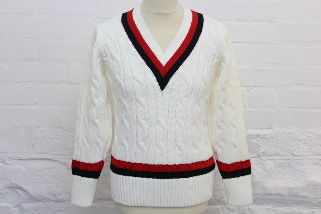 Model: R007 Oakham-School-Cricket-Sweater