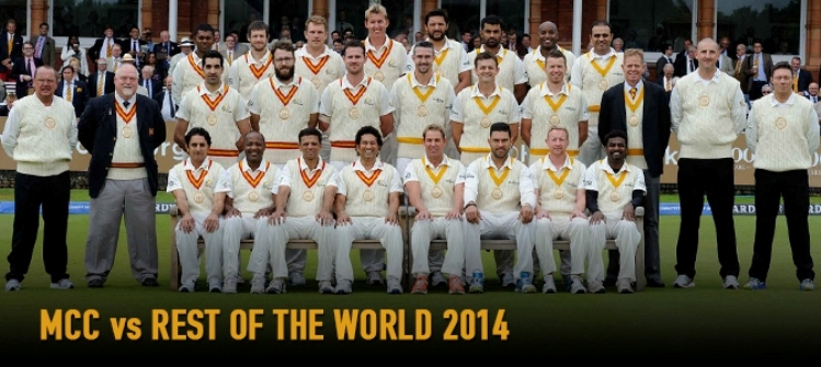 2014 World Cricket Tour